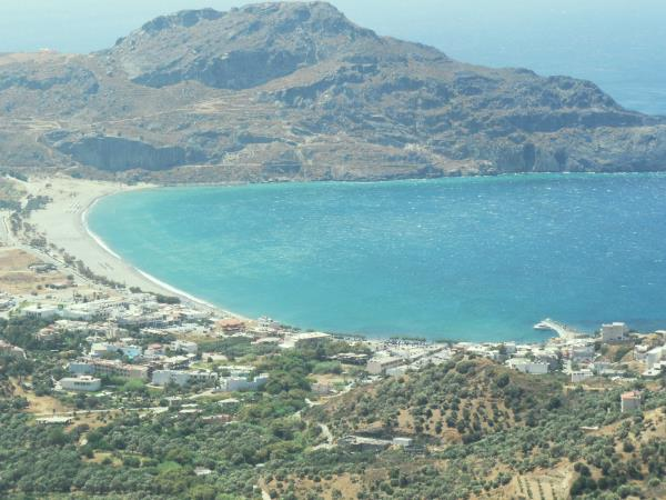 Crete self drive vacation, Greece