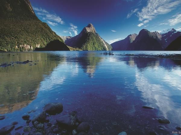 Complete tour of New Zealand