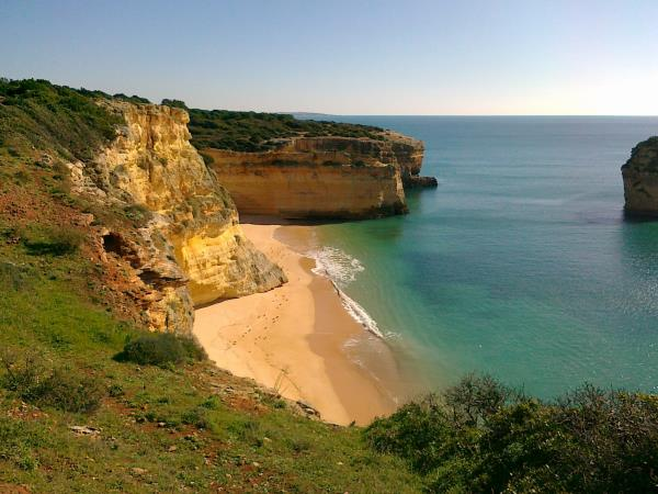 Algarve self guided cycling tour