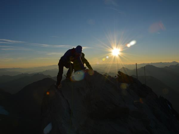 Austria activity holiday, Climb the Grossglockner