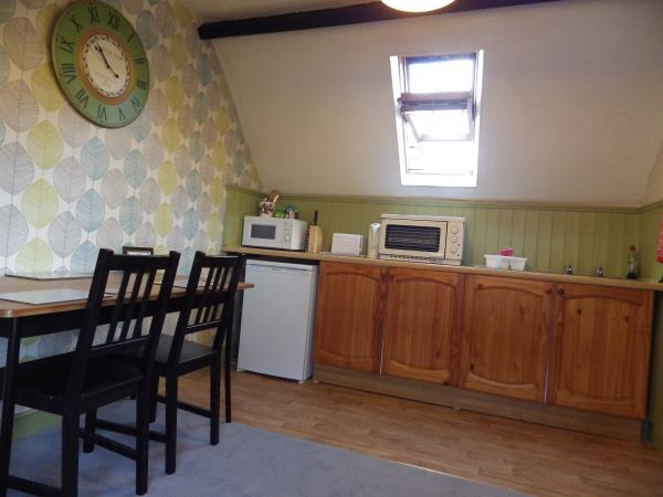 Abergavenny loft accommodation, Wales