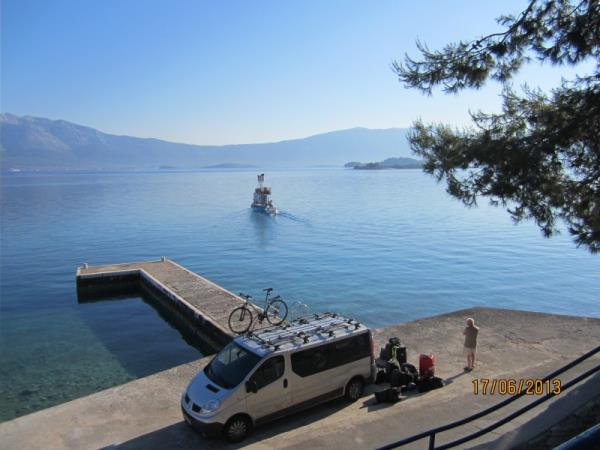 Balkans biking vacation