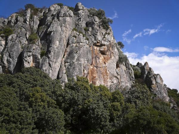 Rock climbing vacation in Andalucia