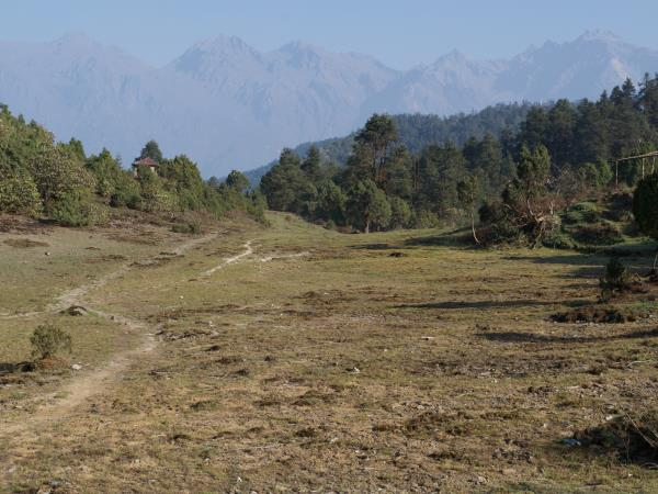 Helambu trek in Nepal