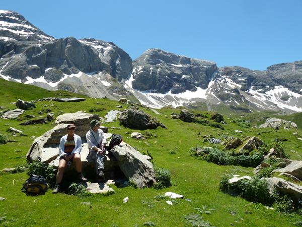 Pyrenees guided walking vacation