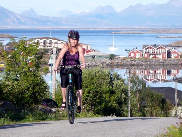 Self guided cycling vacation in Norway, Helgeland