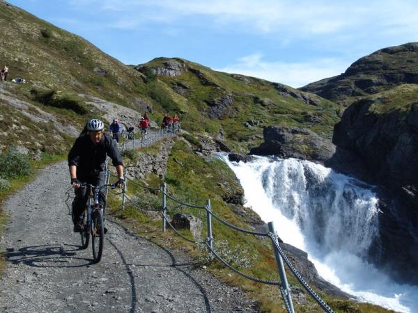 Norway self guided biking vacation, Rallarvegen route