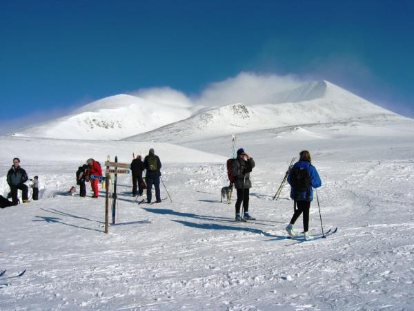 Norway cross country skiing vacation