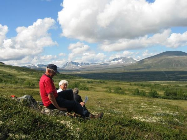 Hiking vacation in Norway, Dovrefjell National Park