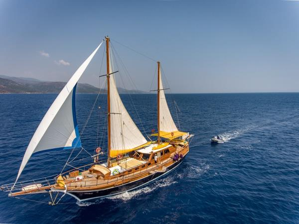 Turkey gulet cruise