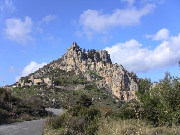 Cyprus self guided hiking vacation, North Cyprus