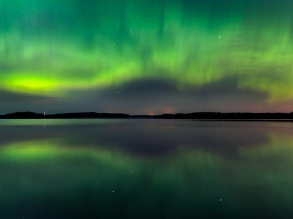 Northern Lights adventure vacation, Autumn special