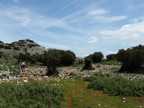 Grazalema hiking tour, Spain