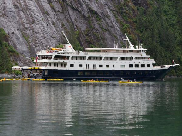 Inside Passage, Seattle to Juneau cruise, Alaska