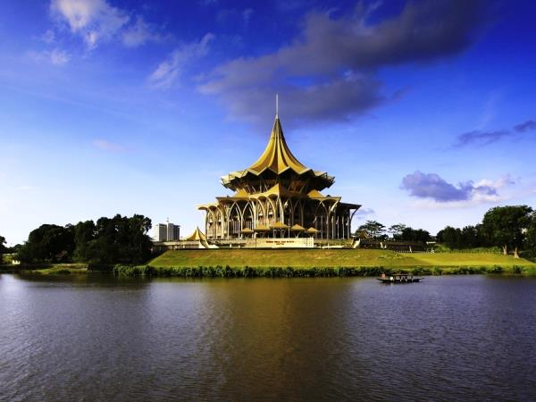 Singapore and Sarawak vacations