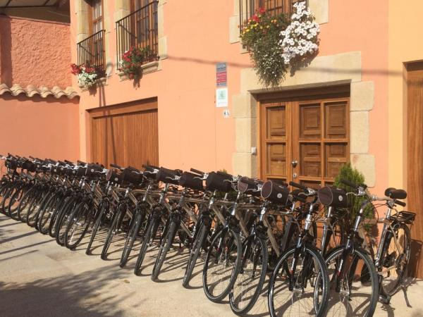 Self guided cycling vacation in Spain