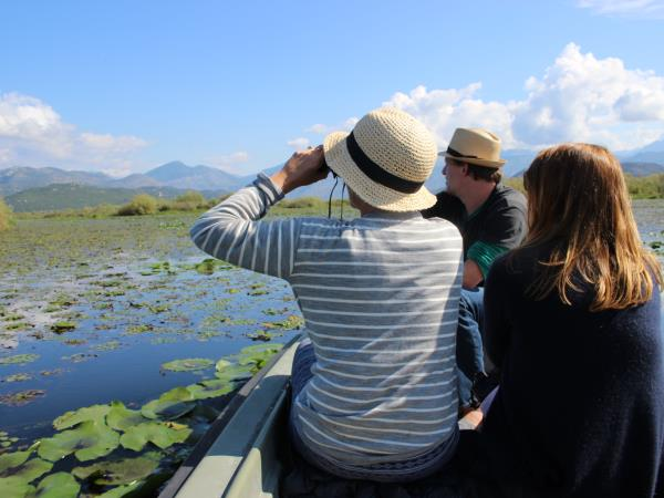 Montenegro bird watching vacation
