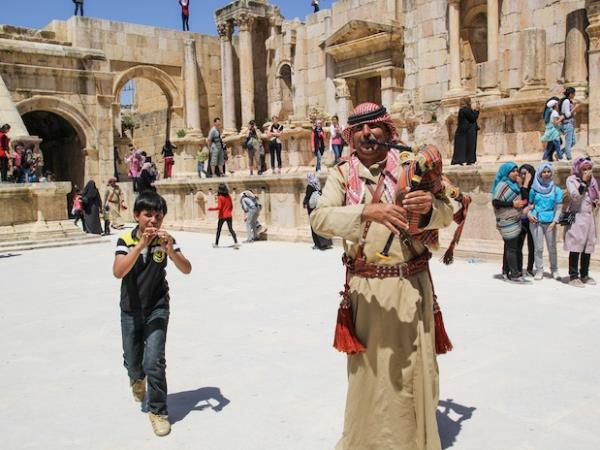 Jordan highlights tailor made vacation