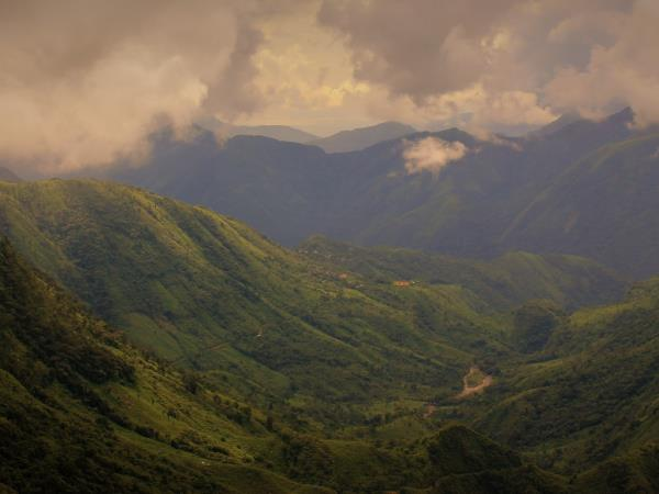 Bhutan and North East India tour
