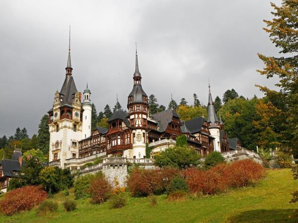 Transylvania self-drive vacation in Romania