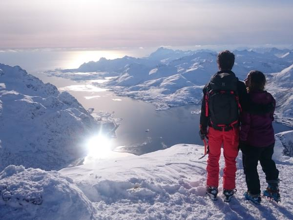 Easter skiing and sailing holiday in Norway