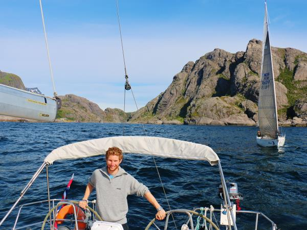 Norway sailing holiday, best of Lofoten