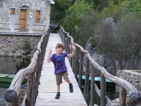 Hiking fun in the North of Montenegro for families