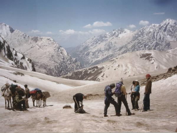 Bhaba and Pin Valley trekking vacation in India