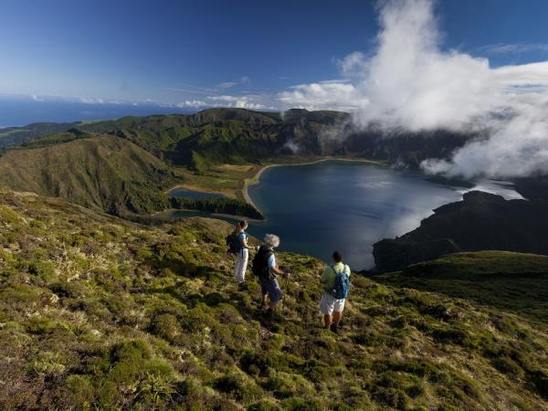 Azores small group tour, volcanic wonderland