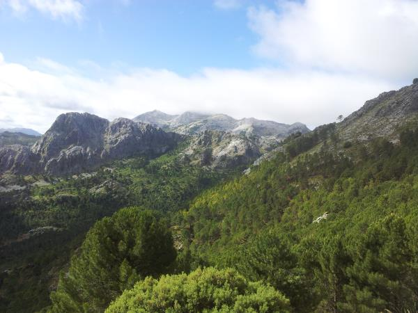Grazalema self guided hiking vacation, Spain