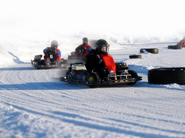 Your own group winter activity holiday