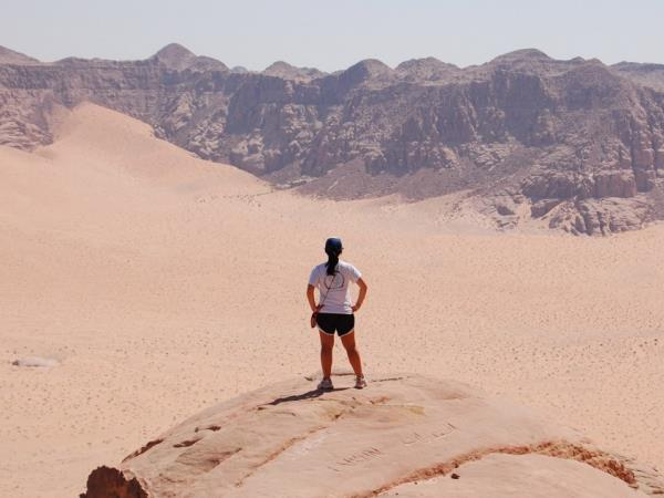 Trekking vacation to Petra & Wadi Rum, Jordan