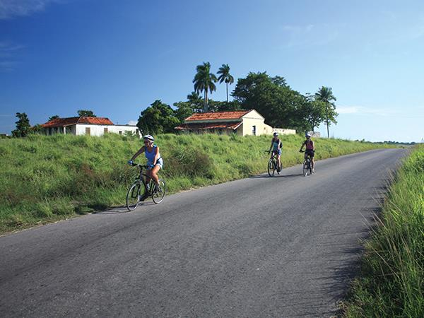 Biking vacation in Cuba, 7 days