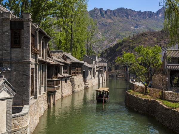 Beijing and Great Wall of China walking tour