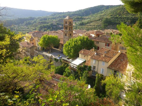 Avignon to Nice cycling tour in France