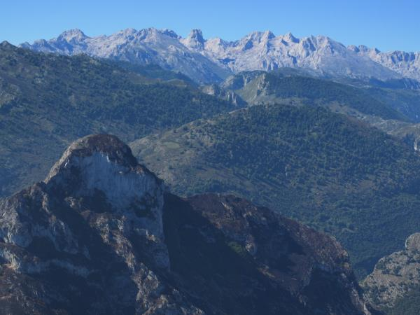 Spanish course & hiking vacation, Picos de Europa, Spain