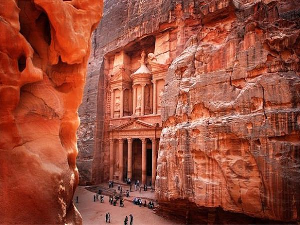 Experience Jordan tour, tailor made