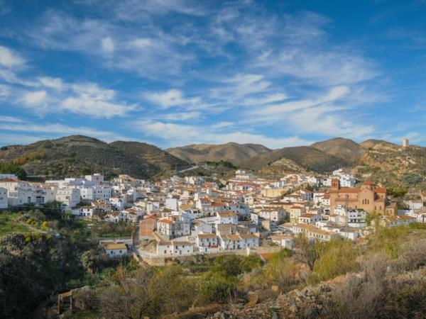 Andalucia self guided walking vacation, Spain