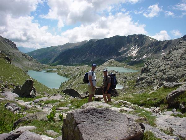 Mercantour National Park self guided walking, France