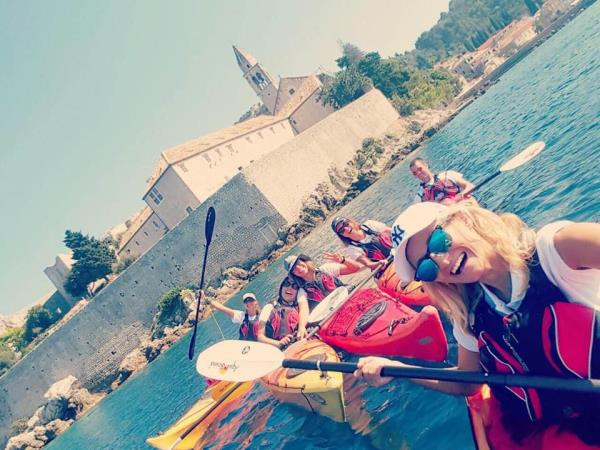 Croatia familiy activity vacation for teenagers