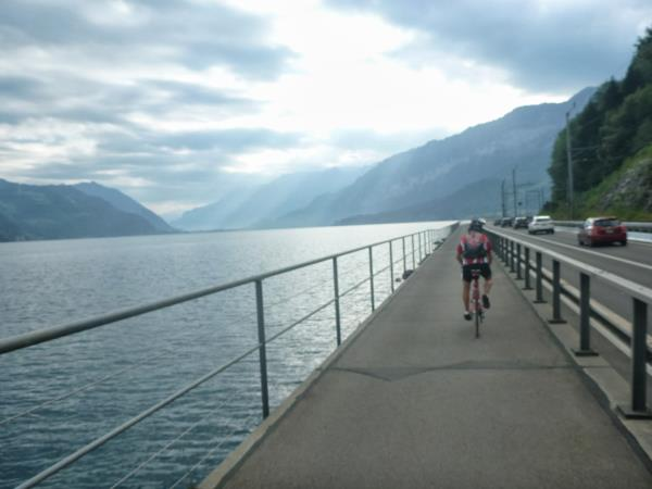 Self-guided cycling holiday in Switzerland