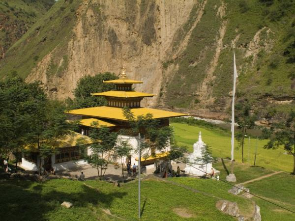 Bhutan small group tour