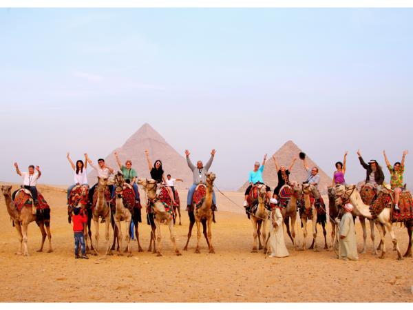 Family culture & adventure vacation to Egypt