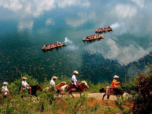 Yunnan trekking vacation in China, tailor made