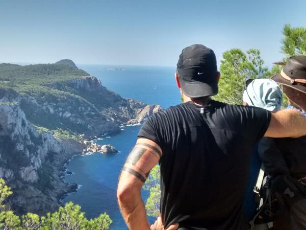 Hiking vacation in Ibiza, adventure around the island