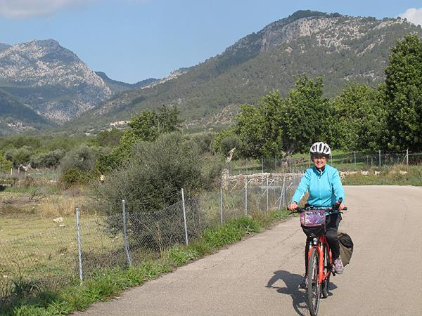 Cycling vacation in Mallorca, Spain