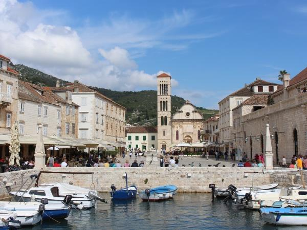 Dubrovnik to Venice luxury cruise