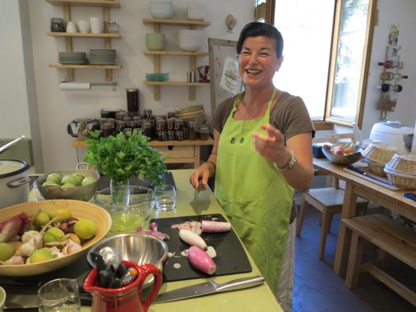 South of France cooking vacation