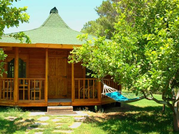 Cirali beach accommodation, Turkey
