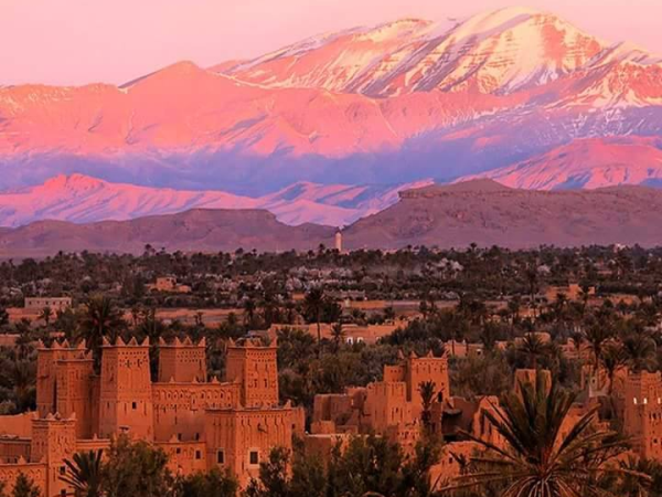 Morocco small group tour, cities and desert